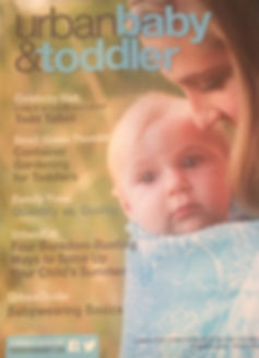 Urban baby & toddler article Inspired ECE