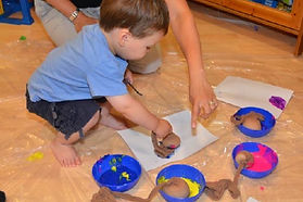 Engaging Program Activities and Experiences For Infants and Toddlers