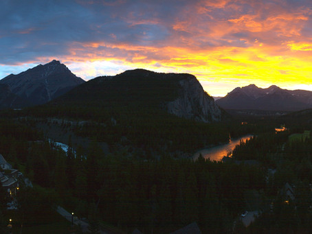 The Fairmont Banff Springs Hotel adds an amazing new perspective to their famous view