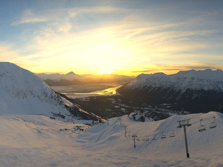 Alaska's Alyeska Resort Home to New Roundshot Livecam