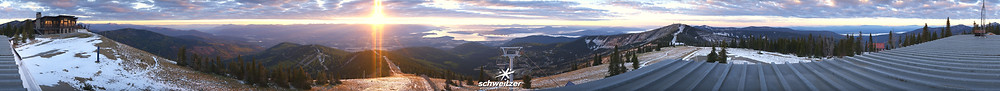 Sunrise at Schweitzer
