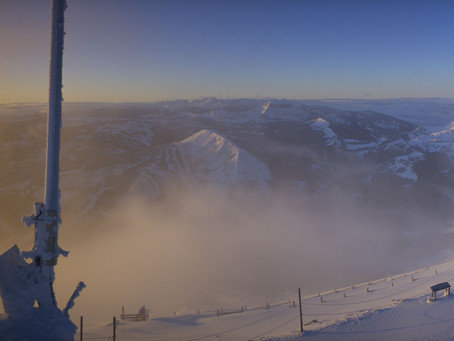 Big Panoramas From Big Sky