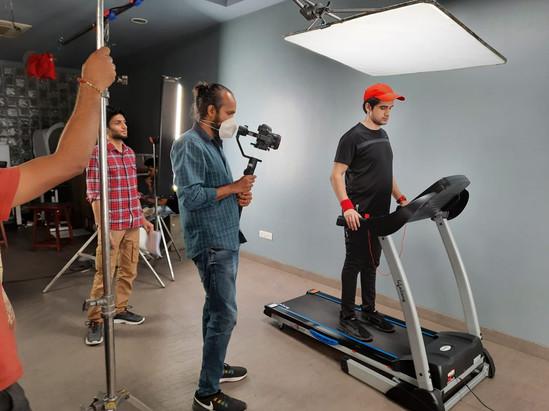 Behind the Scenes - Lifelong Digital Video Shoot