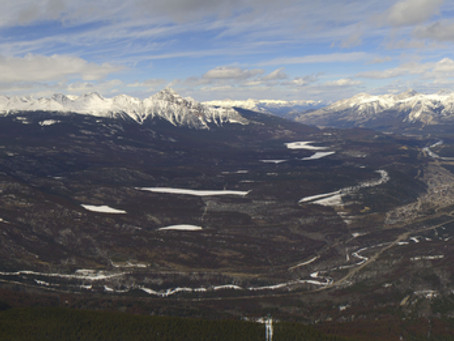 Incredible 360 Panoramas Live From the Summit of the Jasper SkyTram in Alberta, Canada
