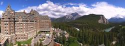 Fairmont Banff Springs Hotel, Banff AB