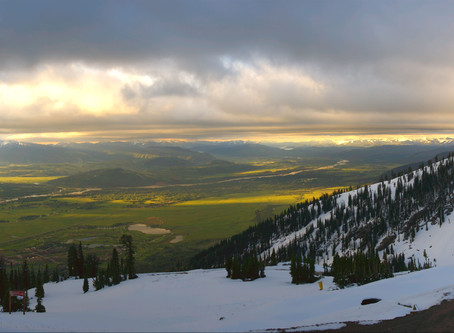 The Best View From Iconic Jackson Hole Mountain Resort