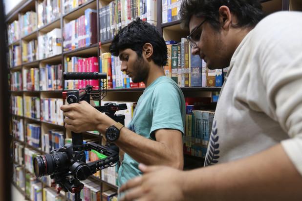 Behind the Scenes - SVKM's Mithibai College Corporate Film