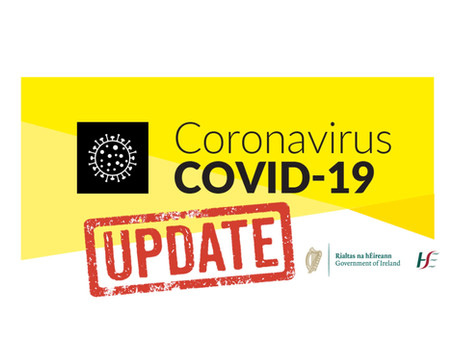 COVID-19 Update from the Chairperson