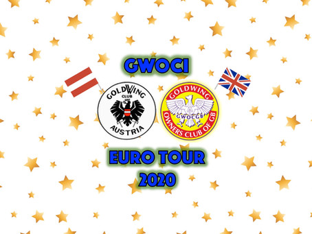 GWOCI Euro Tour 2020 designated Treffens announced!