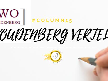 WOUDENBERG VERTELT #COLUMN15