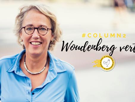 WOUDENBERG VERTELT #COLUMN2