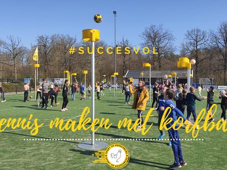Kennis maken met de sport: Korfbal! #succesvolleclinicsenopentrainingen