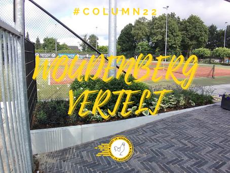 WOUDENBERG VERTELT #COLUMN22