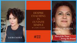 #22: Adriana Nicoleta Zamfir