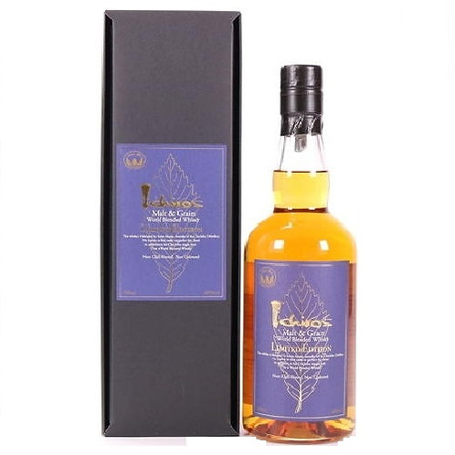 Ichiro's Malt Malt & Grain 'World Blended Whisky' Limited Edition