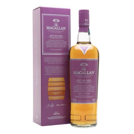 Macallan Edtion No.5
