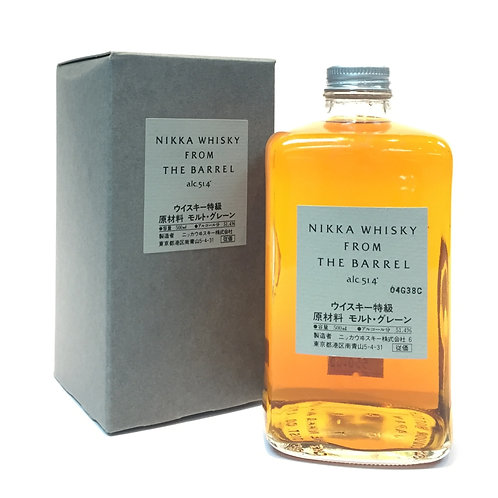 Nikka Whisky  From the Barrel 51.4%