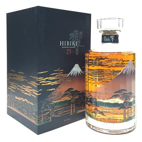 Hibiki 21 Year Old Mt Fuji Edition