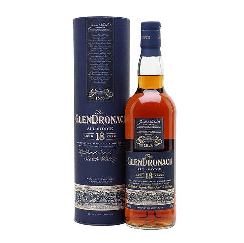 Glendronach 21 Year Old