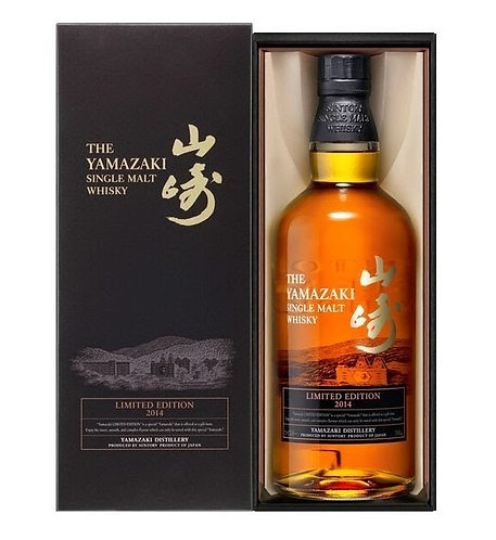 Yamazaki 2014 Limited Edition Original Version