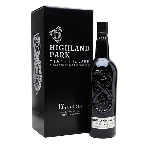 Highland Park 17 Year Old Dark