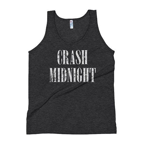 Crash Midnight Unisex Tank Top