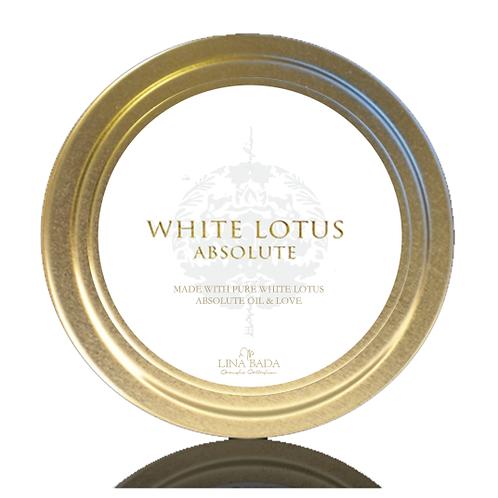 WHITE LOTUS ABSOLUTE Travel Tin Candle