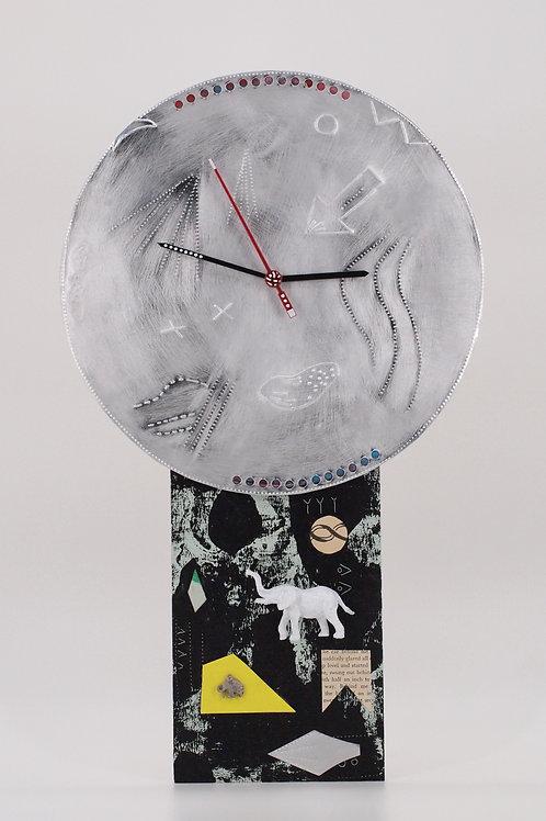 Artwrok Wall Clock No.3 (Kentarou Tanaka)