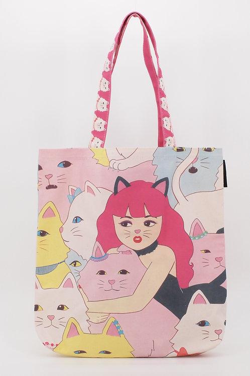 Artist Chika Takei Tote Bag