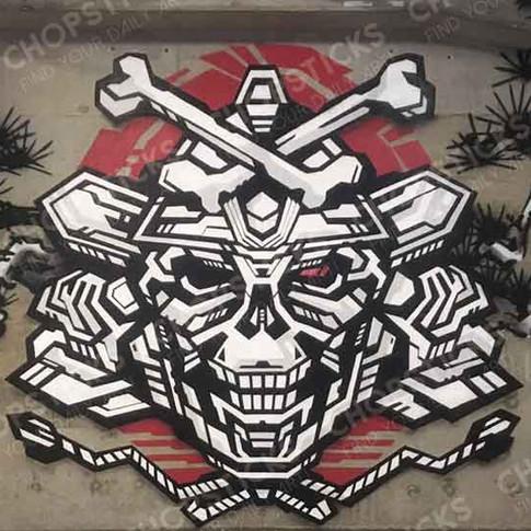 Skull Robo