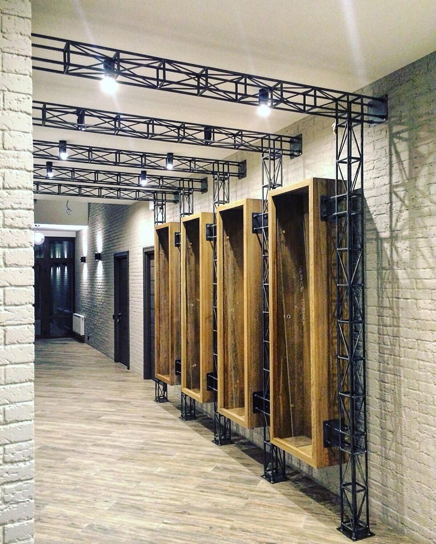 Шкафы в коридор с фермами