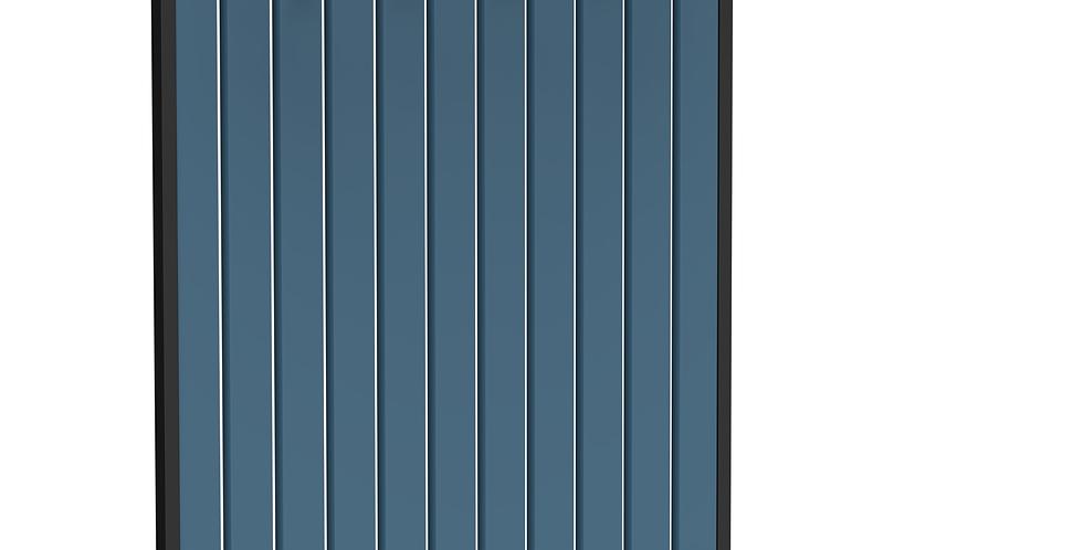 Вешалка Rail синяя
