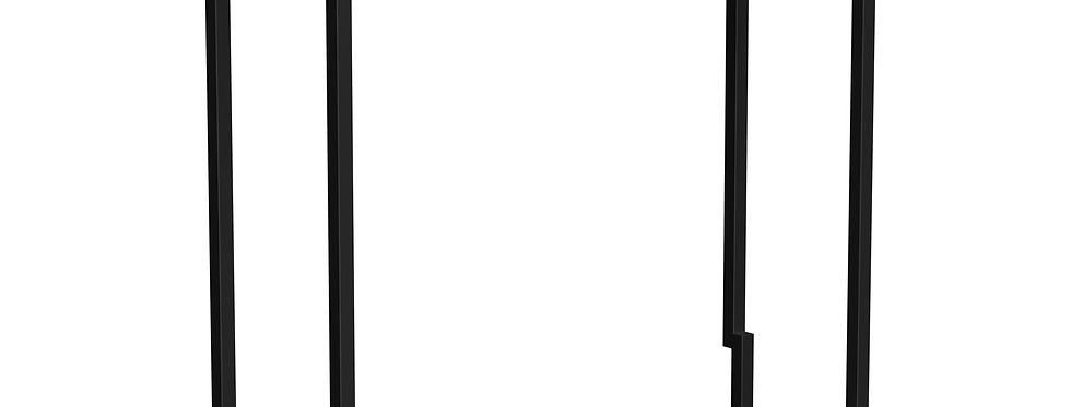 Консоль Loft черная