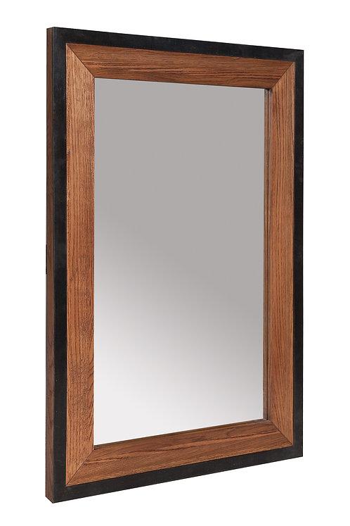 Зеркало в стиле лофт