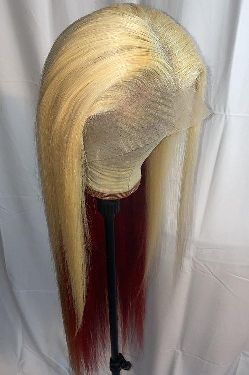 """""""Gemini"""" Malaysian Wig"""