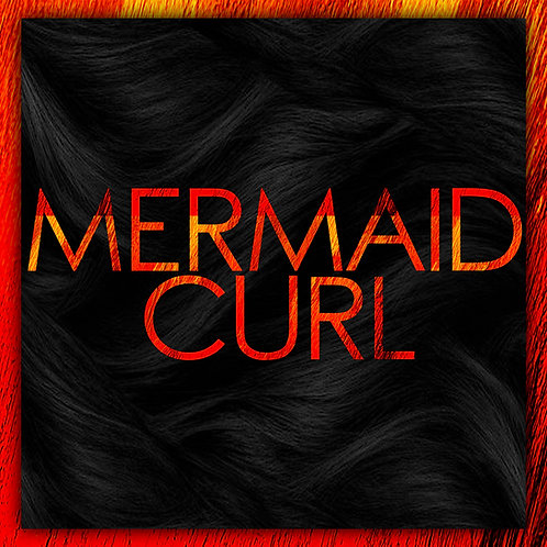 MERMAID CURL