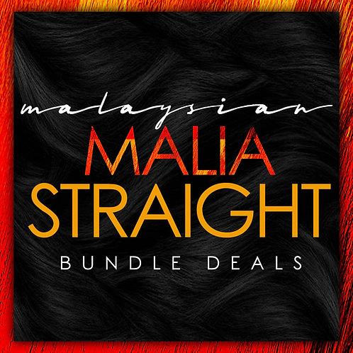 MALAYSIAN MALIA STRAIGHT BUNDLE DEALS
