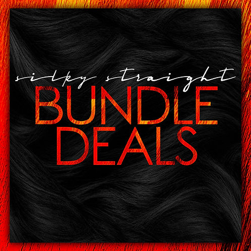SILKY STRANDS BUNDLE DEALS