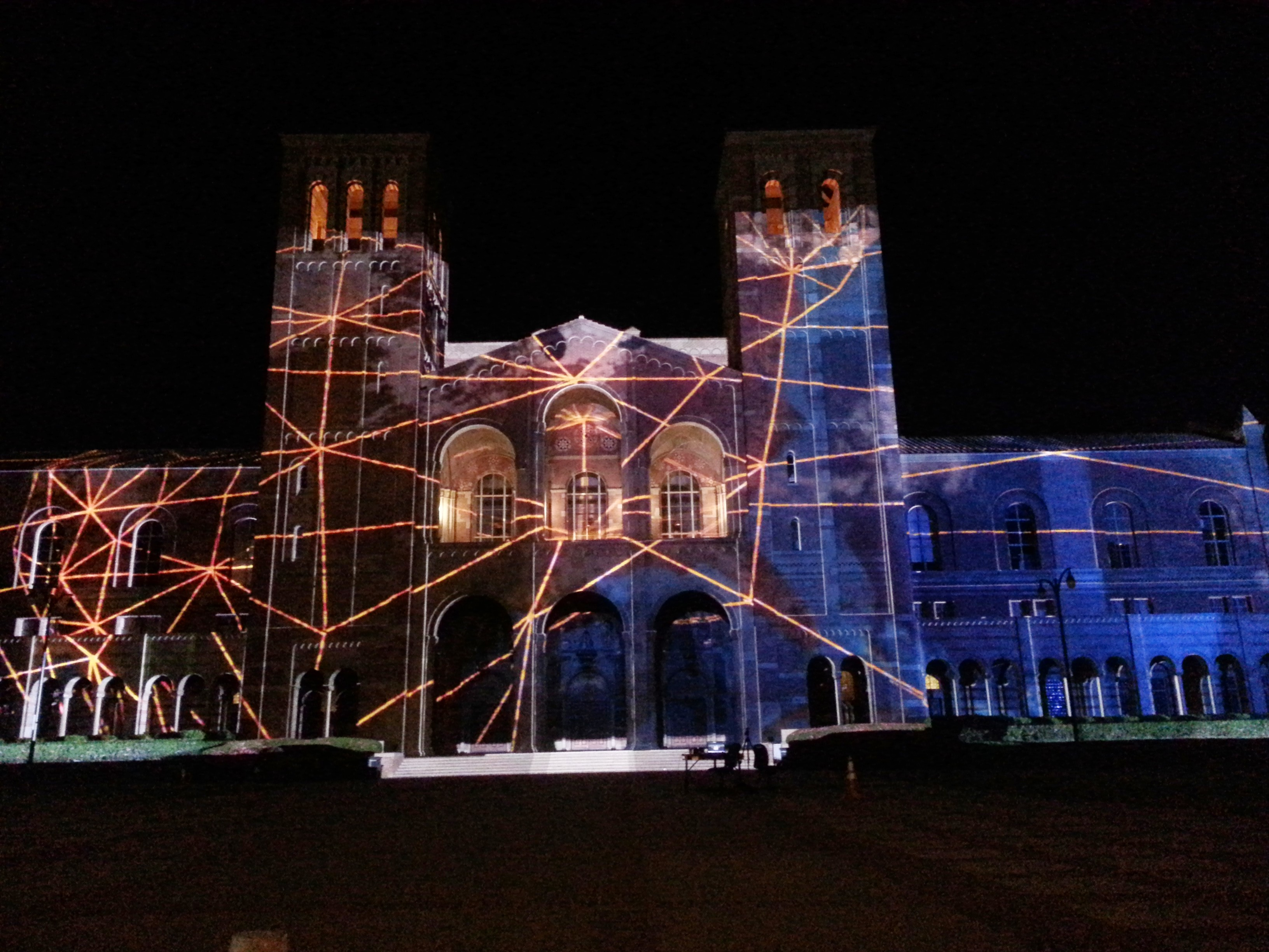 UCLA Projection Mapping