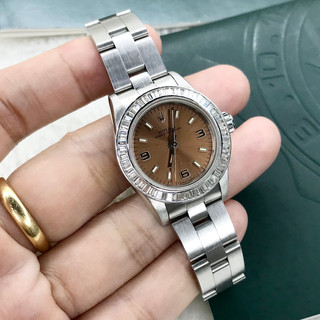 Rolex Oyster Lady size Steel Ref. 67180