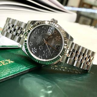 Rolex Datejust Boy size Steel