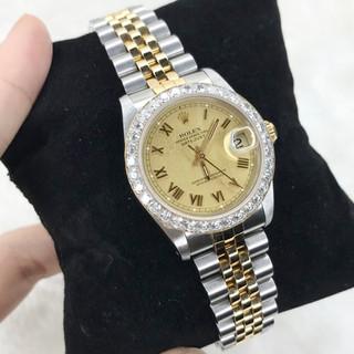 Rolex Datejust Boy size 2Tone