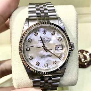 Rolex Datejust King size Steel