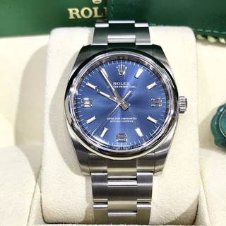 Rolex Oyster Perpetual Steel