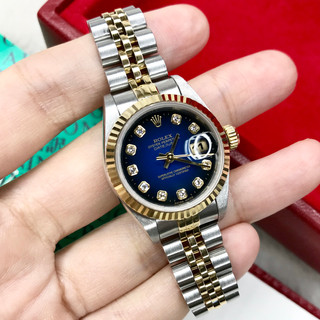Rolex Datejust Lady size 2Tone Ref.69173