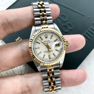 Rolex Datejust Lady size 2Tone
