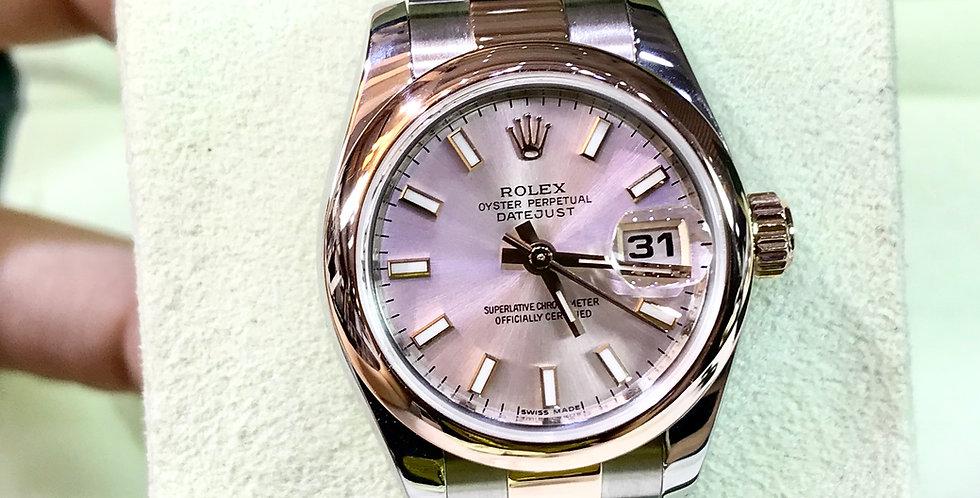 Rolex Datejust Lady size 2Tone Ref. 179161