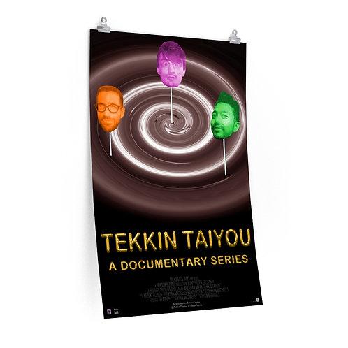 Tekkin Taiyou Part 4 Poster