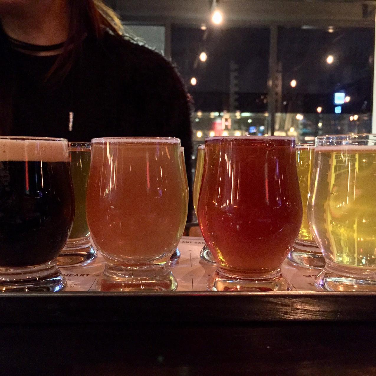Beer Sampler 1