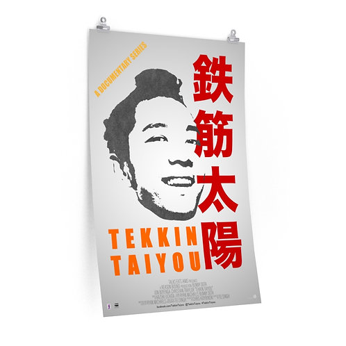 Tekkin Taiyou Part 1 Poster